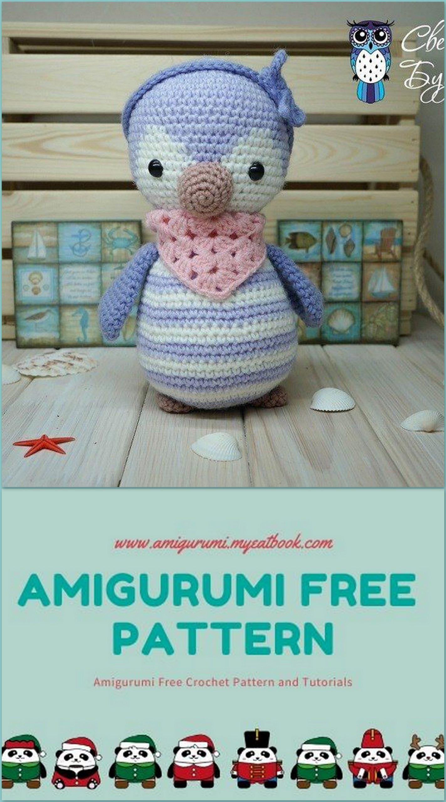 Amigurumi bird rattle - crochet pattern | Amigurumi pattern ... | 2560x1423