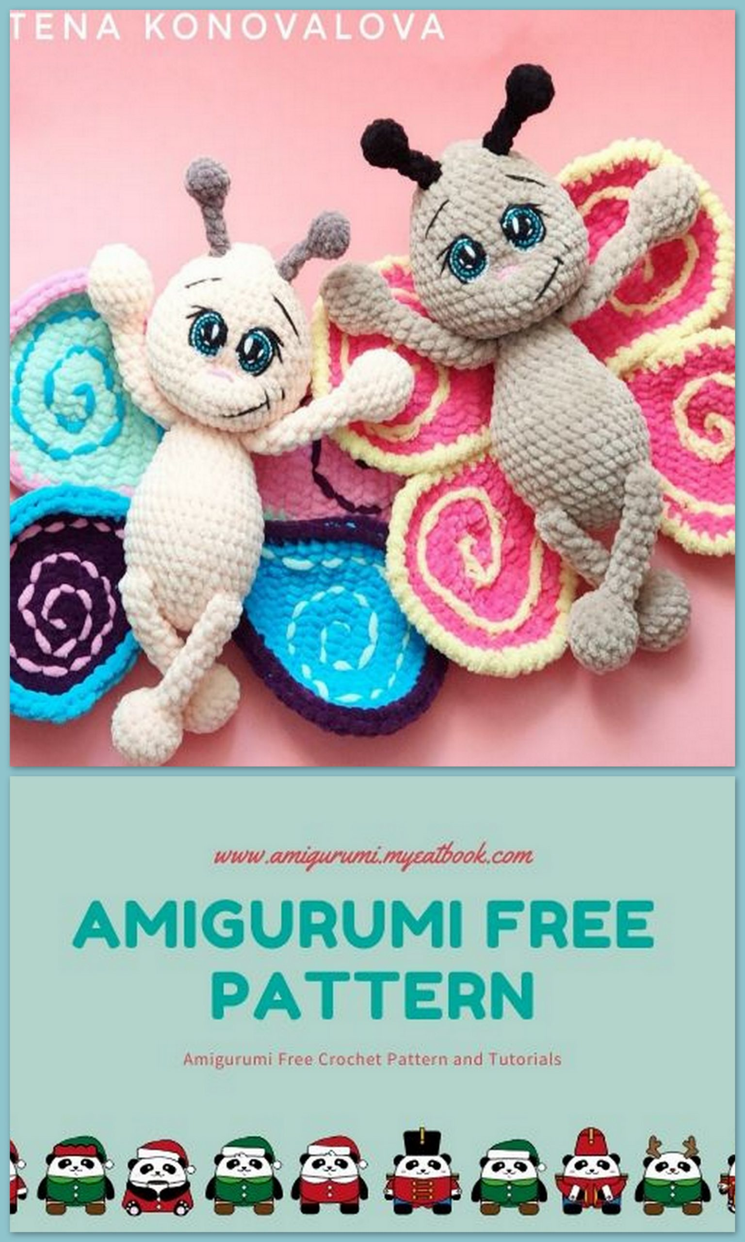 Amazing Amigurumi Patterns - and They're All Free! | 2560x1536
