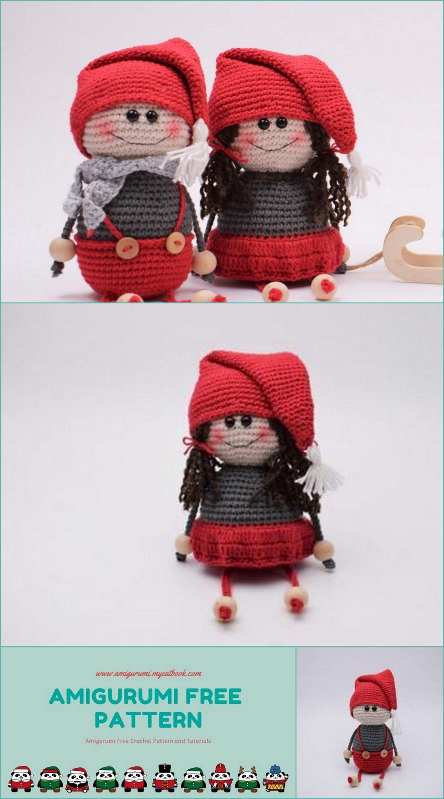 Crochet mouse couple pattern - Amigurumi Today   2560x1423