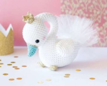 Lovebirds – Free Crochet Amigurumi Pattern | 297x370