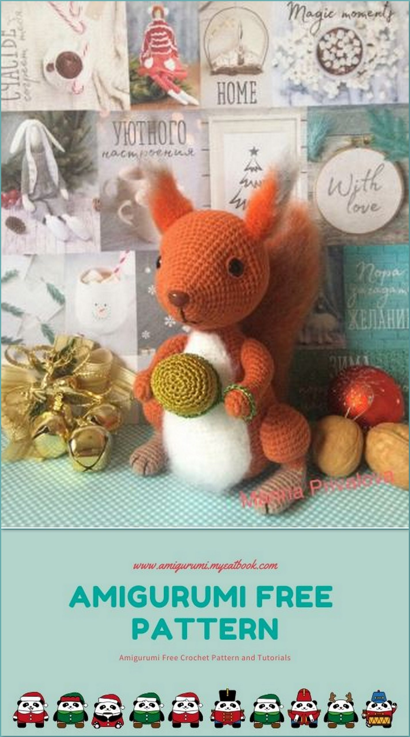 15 Amigurumi Patterns You Must Crochet | Make and Takes | 2560x1423
