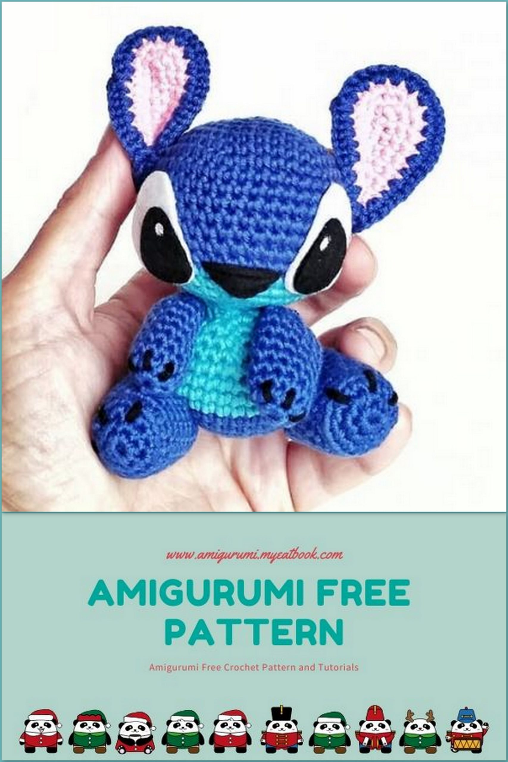 Lamb Crochet Patterns -Amigurumi Tips - A More Crafty Life | 2560x1707