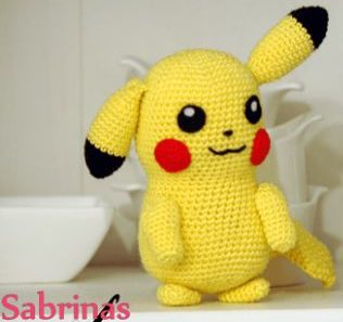 30 Free Crochet Pokémon Patterns | Guide Patterns | 297x316