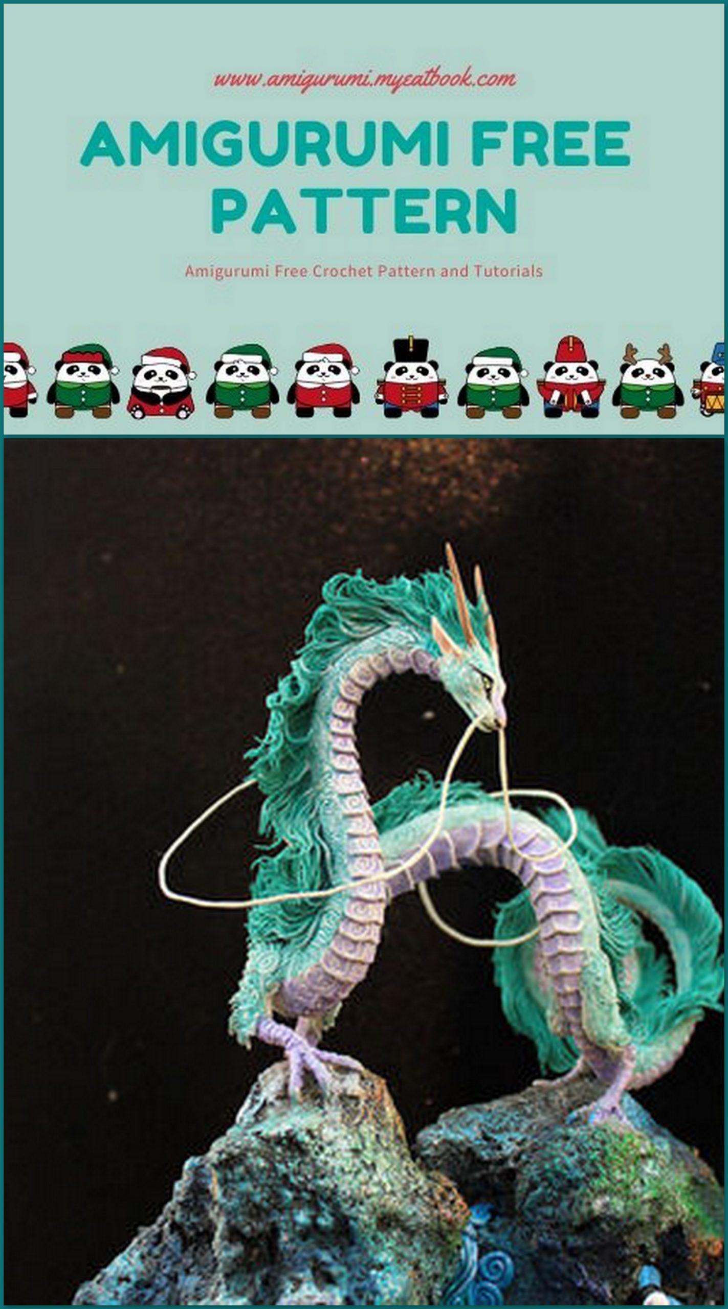 Dragon Toothless CROCHET PATTERN / from tinyAlchemy on Etsy   Ye   2560x1423
